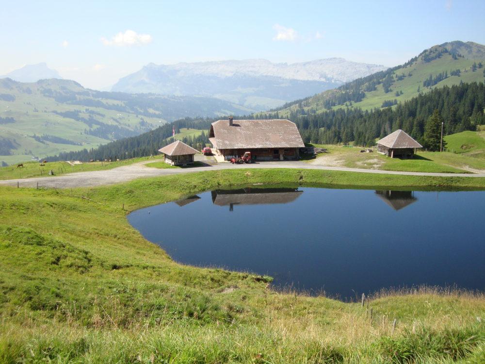 Noch ist Mitteleuropa ein Wasserschloss